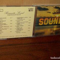 CDs de Música: SOUND - ROMANTIC - ROSE ROOM ORCHESTRA - CD 12 CANCIONES FABRICADO EN ALEMANIA . Lote 104866599