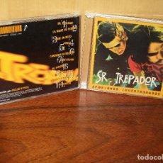 CDs de Música: SR.TREPADOR - AFORISMOS INVERTEBRADOS - CD. Lote 134363983