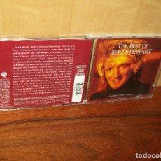 CDs de Música: ROD STEWART - THE BEST OF - CD CONTAINS + 4 BONUS TRACK. Lote 104898663