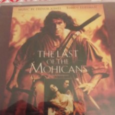 CDs de Música: THE LOST OF THE MOHICANS / CD / BSO. Lote 104912018