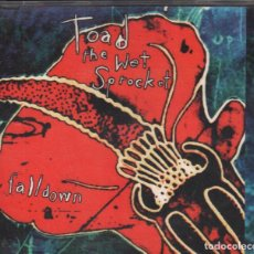 CDs de Música: TOAD THE WET SPROKET - FALL DOWN / ONE LITTLE GIRL / COME BACK DOWN....CD SINGLE PROMO RF-203. Lote 104929759