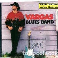 CDs de Música: VARGAS BLUES BAND - BLACK CAT BOOGIE (CD, SINGLE, PROMO). Lote 111558752