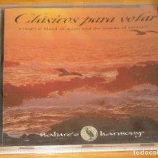 CDs de Música: CD - CLASICOS PARA VOLAR - NATURE'S HARMONY - VER DETALLES. Lote 191479045