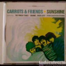 CDs de Música: CARROTS AND FRIENDS - SUNSHINE - CD. Lote 27502417