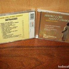 CDs de Música: THE JOHNNY THOMPSON SINGERS - SWING LOW, SWEET CHARIOT - CD YHE SPIRIT OF GOSPEL. Lote 105075519