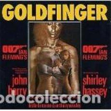 CDs de Música: GOLDFINGER - JOHN BARRY. Lote 105082019