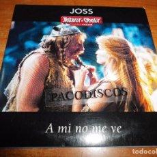 CDs de Música: JOSS A MI NO ME VE BANDA SONORA ASTERIX & OBELIX CONTRA CESAR CANTADO EN ESPAÑOL CD SINGLE PROMO. Lote 105084115