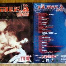 CDs de Música: LA MEKA 55 - Y YO FELIZ - CD PROMOCIONAL RAP HIP-HOP. Lote 105098939