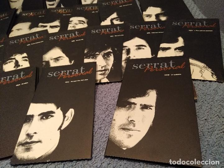 CDs de Música: JOAN MANUEL SERRAT : SERRAT PERSONAL ( COLECCION DE 25 CD´S CON LIBRETO) - Foto 9 - 105119295