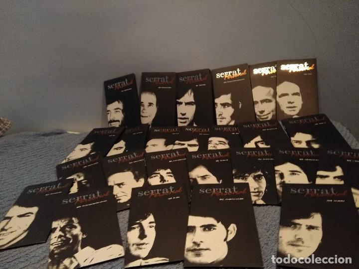 CDs de Música: JOAN MANUEL SERRAT : SERRAT PERSONAL ( COLECCION DE 25 CD´S CON LIBRETO) - Foto 11 - 105119295