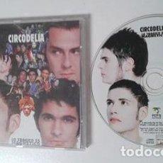 CDs de Musique: CD LO TRÁGICO ES MAGNETICO. CIRCODELIA. PEP´S RECORDS 2003. Lote 105179035