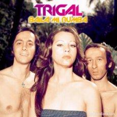 CDs de Música: TRIGAL - BAILA MI RUMBA - CD RECOPILACIÓN RUMBA POP FUNK SOUL PSYCH BREAKS. Lote 105180675