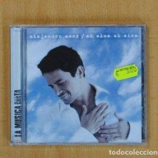 CDs de Música: ALEJANDRO SANZ - EL ALMA AL AIRE - CD. Lote 105187162