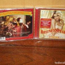 CDs de Música: BRITNEY SPEARS - CIRCUS - CD NUEVO PRECINTADO. Lote 242148455