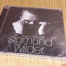 CDs de Música: SIGMUND WILDER / THE ART OF SELF BOYCOTT - CD GURÜ MUSIC - 12 TEMAS / PRECINTADO.. Lote 105232311