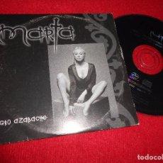 CDs de Música: MARTA SANCHEZ NEGRO AZABACHE CD SINGLE 1997 PROMO. Lote 105239495