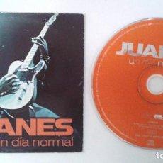 CDs de Música: JUANES / UN DIA NORMAL (CD SINGLE CARTON 2002). Lote 105250647