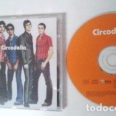 CDs de Musique: CIRCODELIA - CD ALBUM 10 TEMAS 2002. Lote 105251847