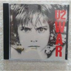 CDs de Música: U2 WAR CD EDICION ORIGINAL 1983 COLECCIONISTAS. Lote 17217883