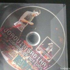CDs de Música: JOAQUIN SABINA / CD SINGLE / NOS SOBRAN LOS MOTIVOS. Lote 105377999