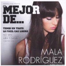 CDs de Música: LO MEJOR DE MALA RODRÍGUEZ - CD . Lote 105419211