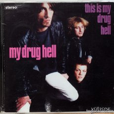 CDs de Música: MY DRUG HELL / THIS IS MY DRUG HELL . Lote 105452551