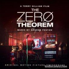 CDs de Música: THE ZERO THEOREM / GEORGE FENTON CD BSO. Lote 105555819