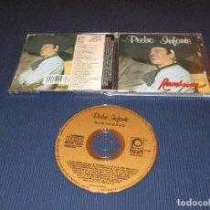 CDs de Música: RANCHERAS ( PEDRO INFANTE ) - CD - CDP-010 - PEERLESS. Lote 105581243