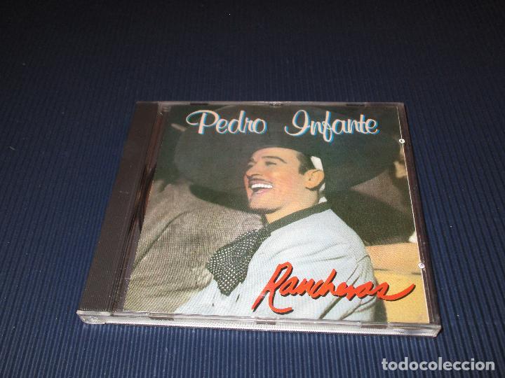 CDs de Música: RANCHERAS ( PEDRO INFANTE ) - CD - CDP-010 - PEERLESS - Foto 2 - 105581243