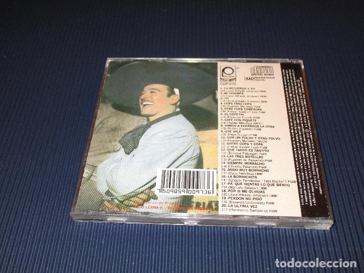 CDs de Música: RANCHERAS ( PEDRO INFANTE ) - CD - CDP-010 - PEERLESS - Foto 3 - 105581243
