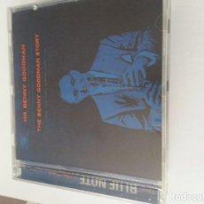 CDs de Música: THE BENNY GOODMAN STORY .BENNY GOODMAN. Lote 105610907