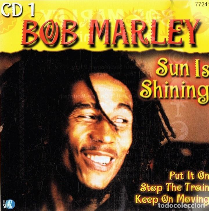 BOB MARLEY ¨SUN IS SHINING¨ CD 1 (Música - CD's Reggae)