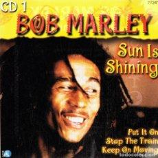 CDs de Música: BOB MARLEY ¨SUN IS SHINING¨ CD 1. Lote 105647551