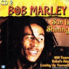 CDs de Música: BOB MARLEY ¨SUN IS SHINING¨ CD 2. Lote 105647643