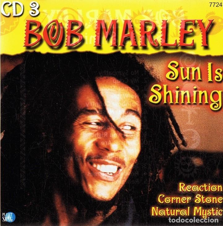 BOB MARLEY ¨SUN IS SHINING¨CD 3 (Música - CD's Reggae)