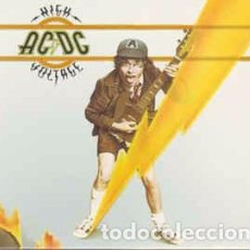 CDs de Música: AC/DC - HIGH VOLTAGE (CD, ALBUM, DIG) . Lote 128334624