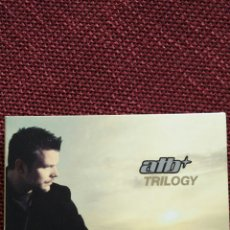 CDs de Música: ATB - TRILOGY. Lote 105663492