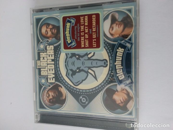 cd de black eyed peas elephunk