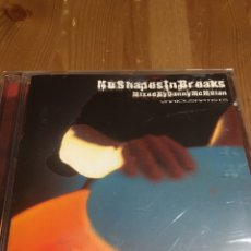 CDs de Música: NU SHAPES IN BREAKS MIXED BY DANNY MCMILLAN- CD. Lote 105726216