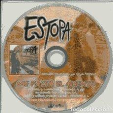 CDs de Música: ESTOPA / ME FALTA EL ALIENTO (CD SINGLE PICTURE PROMO 1999). Lote 105750915