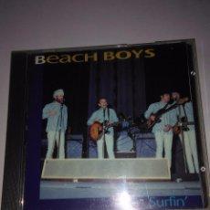 CDs de Música: SURFIN' .BEACH BOYS . Lote 105761827