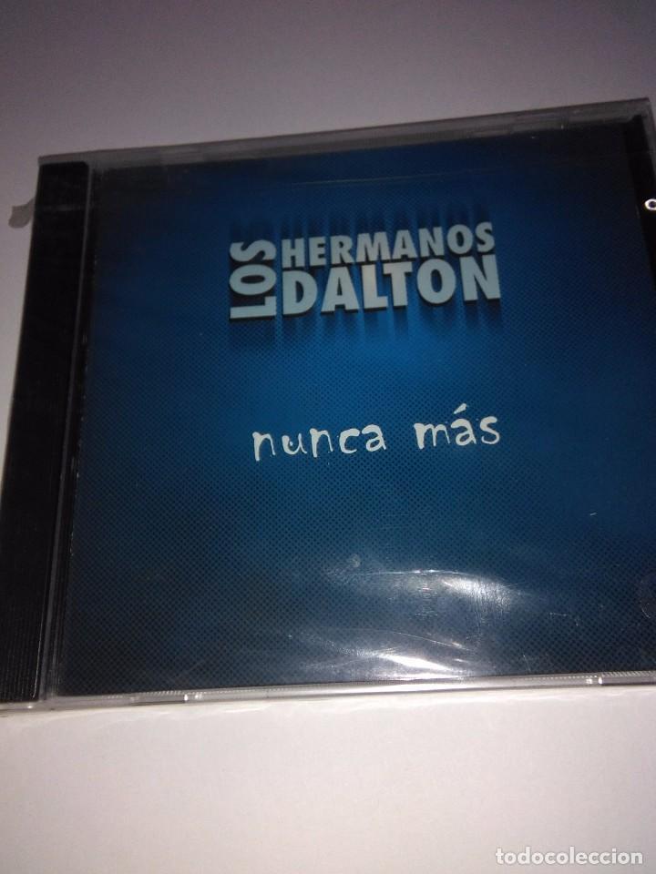 NUNCA MAS. LOS HERMANOS DALTON. ( CD PROMOCIONAL ) (Música - CD's Rock)