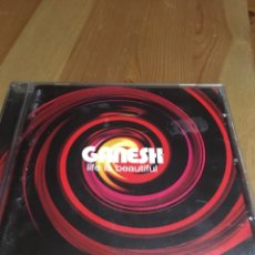 CDs de Música: GANESH- LIFE IS BEAUTIFUL - CD HOUSE ELECTRÓNICA. Lote 105765548