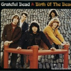CDs de Música: GRATEFUL DEAD - BIRTH OF THE DEAD - 2XCD DIGIPACK. Lote 105802871
