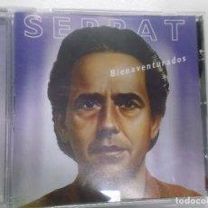 CDs de Música: JOAN MANUEL SERRAT BIENAVENTURADOS 1987 ARIOLA. Lote 105808791