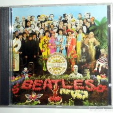 CDs de Música: CD - THE BEATLES - SGT PEPPERS LONELY HEARTS CLUB BAND - ORIGINAL 1967. Lote 105808819