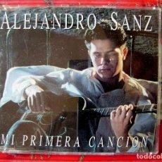 CDs de Música: ALEJANDRO SANZ.MI PRIMERA CANCION ...CD SINGLE 2 TEMAS...RARO. Lote 105811927