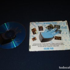 CDs de Música: THE A TO Z OF BRITISH THEMES ( VOLUME FOUR ) - CD - PLAY 009 - SILVA SCREEN. Lote 105847651