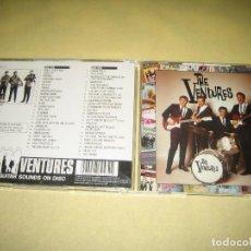 CDs de Música: THE VENTURES - CD DOBLE . Lote 105854023