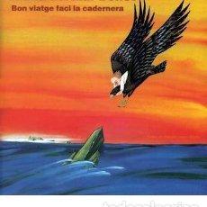 CDs de Música: MARIA DEL MAR BONET - BON VIATGE FACI LA CADERNERA - CD (ARIOLA, 1990). Lote 105857863